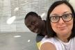 Ніколи не кажи ніколи: як франківчанка вийшла заміж за африканця