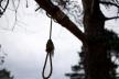 На Прикарпатті молодий чоловік вчинив суїцид у власному дворі