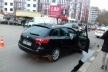 В Івано-Франківську п'яний водій вчинив ДТП і намагався втекти (Фото)