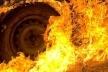 Поліція розшукує зловмисників, які підпалили автомобілі в Коломиї