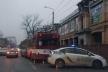 У центрі Івано-Франківська трапилась ДТП за участі тролейбуса (Фото)