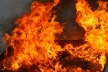 На Прикарпатті у власному будинку згорів чоловік