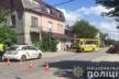 Стали відомі нові деталі зіткнення легковика і маршрутки у Франківську