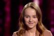 13-річна Юлія Івасів прийшла на «Голос.Діти», аби вшанувати пам'ять Кузьми Скрябіна (Відео)