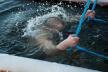 Найстарший «морж» України живе в Івано-Франківську (Відео)