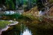 У Карпатах утворилось нове озеро глибиною 10 метрів (Фото)