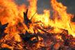 На Франківщині загорівся пасажирський автобус