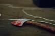 Заздрив успіху у жінок: на Івано-Франківщині чоловік порубав друга сокирою