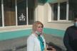 Перша вакцинована від COVID-19 на Прикарпатті - лікарка з Надвірнянщини