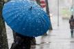 Завтра на Прикарпатті очікується значний дощ з мокрим снігом