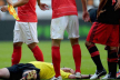 На Прикарпатті футболісти побили арбітра й отримали солідні штрафи