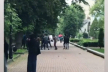 Більше десятка студентів з Індії та Пакистану влаштували бійку у франківському парку Шевченка (Відео)