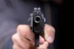 Вночі у франківському дворі чоловік влаштував стрілянину (Відео)