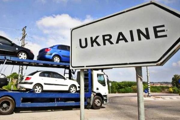 Жителі Прикарпаття цього року ввезли 7 тисяч автомобілів за зниженою ставкою акцизу