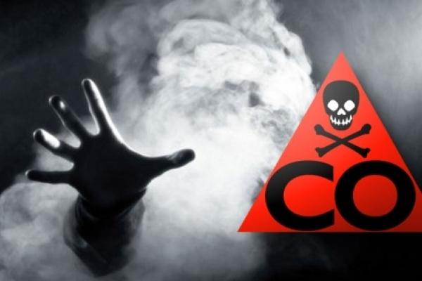 У Франківську 4 дорослих і одна дитина отруїлися чадним газом