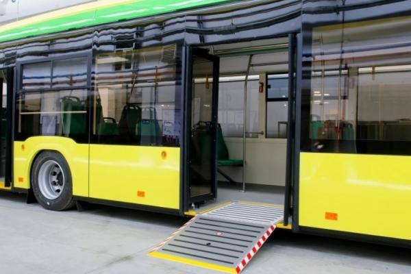 Івано-Франківськ наступного року закупить 30 нових низьких тролейбусів