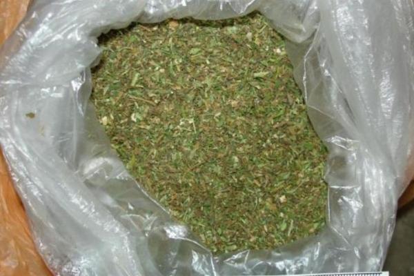У студента франківського ВНЗ знайшли півкілограма марихуани