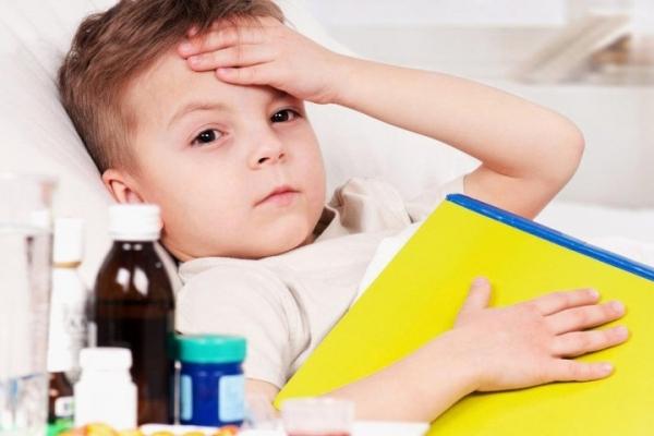 На Прикарпатті стрімко зросла захворюваність на грип серед дітей