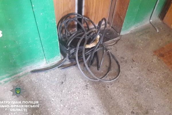 У Франківську нарешті затримали ліфтового злодія (Фото)