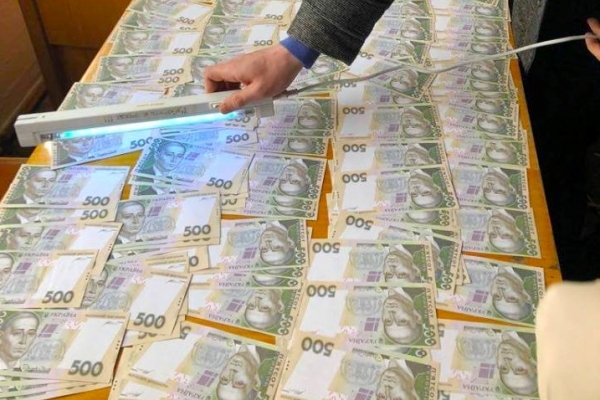 Стало відомо прізвище прикарпатського сільського голови, котрий попався на хабарі в 100 тисяч гривень