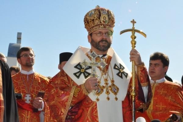 Глава УГКЦ Блаженніший Святослав відвідає Прикарпаття
