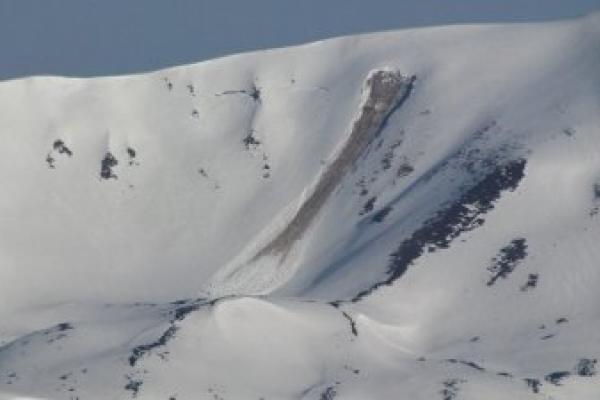 У Карпатах минулої ночі зійшло кілька лавин