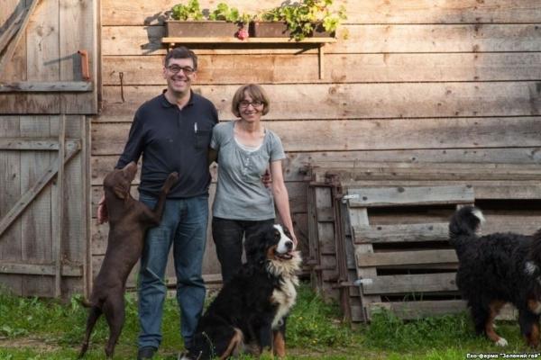 З кращих ресторанів світу – на ферму в Карпатах: як француз розвинув еко-виробництво та об'єднав навколо себе українців