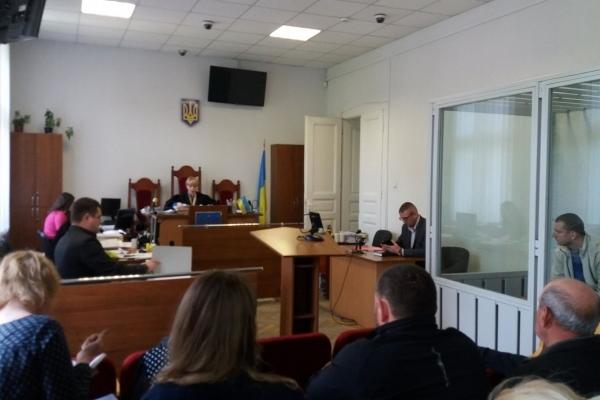 Суд у справі франківця, який до смерті побив співмешканку: Булієнко частково визнав вину