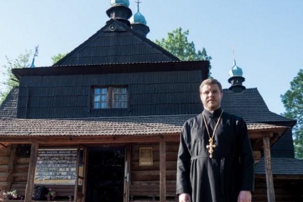 Старовинна церква у Коломиї перейшла від УПЦ Московського патріархату до УГКЦ (Фото)