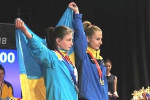 Прикарпатська студентка стала срібною призеркою Чемпіонату Європи з пауерліфтингу