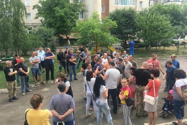 В Івано-Франківську розгорівся ще один будівельний скандал (Відео)