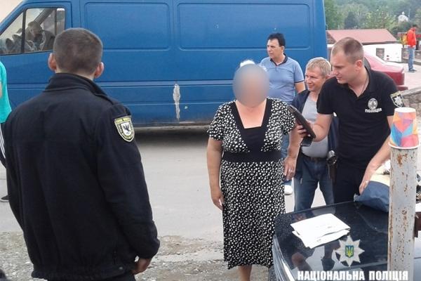 На Прикарпатті смуглява злодійка на ринку вкрала у жінки понад 20 тисяч гривень (Фото)