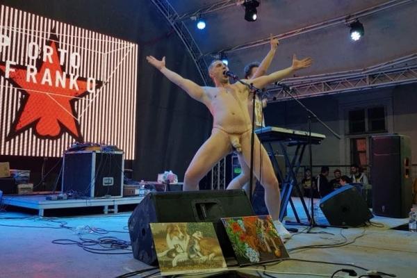 У Франківську освятять Палац Потоцьких через виступ гурту «Хамерман знищує віруси»