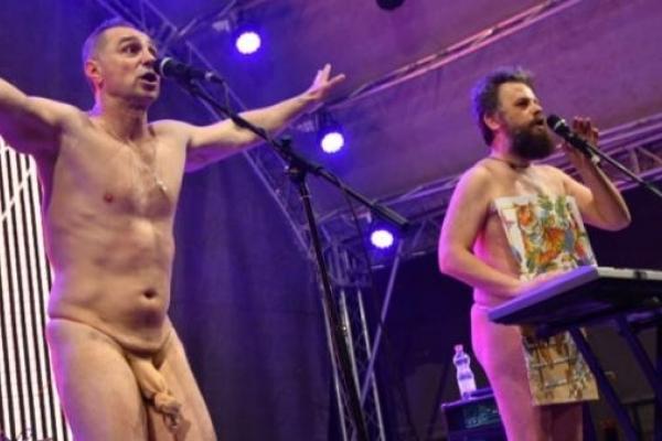Після скандального виступу рок-гурту у Франківську освятять замок Потоцького