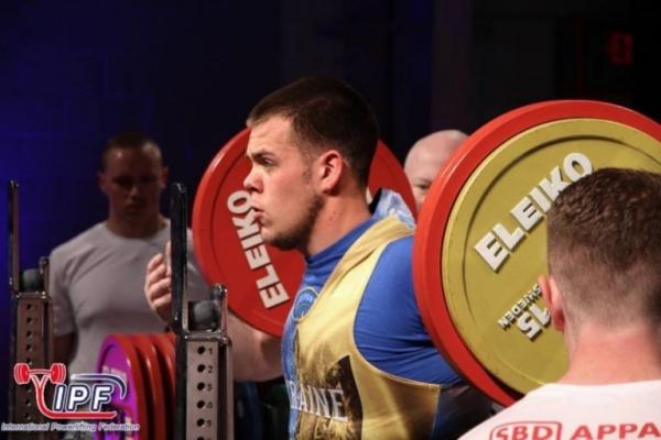 Спортсмен з Коломиї завоював на чемпіонаті світу чотири медалі
