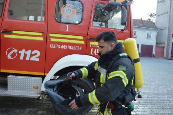 Через 15-річну франківчанку підняли на ноги місцевих рятувальників