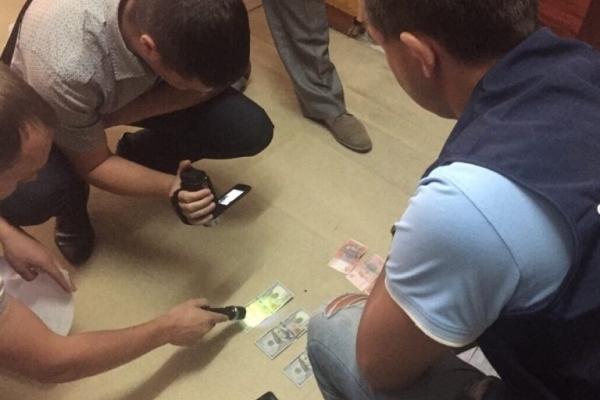 На Івано-Франківщині директор навчального закладу попався на хабарі