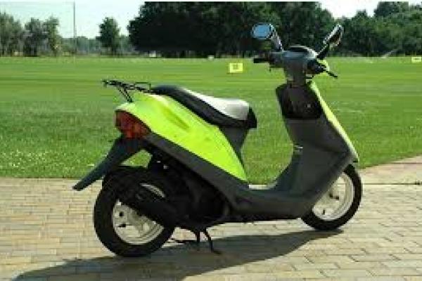 Житель Івано-Франківщини вкрав скутер, щоб поїхати на побачення