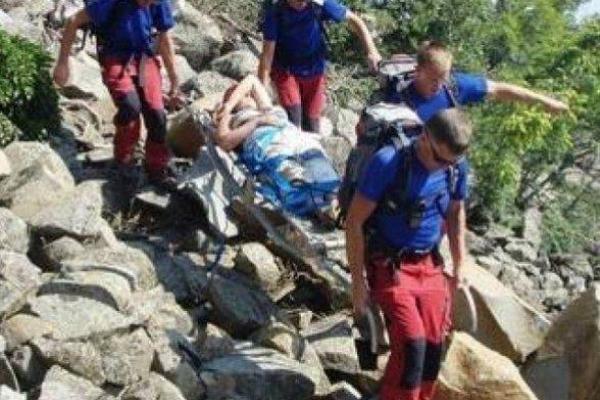 Небезпечні гори: мешканка Тернополя не дійшла до найвищої вершини України