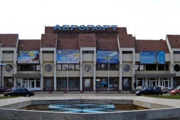 В аеропорту Івано-Франківська затримали чоловіка, який незаконно хотів потрапити закордон