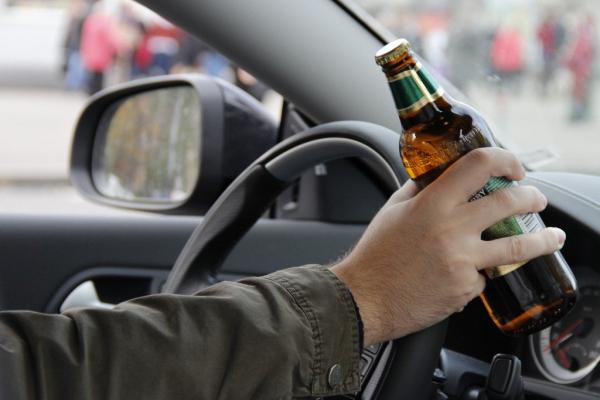 Рейд на п'яних водіїв на Івано-Франківщині: затримано 15 чоловік