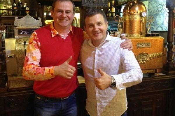 Михайло Зінько: «Ми повертаємо гостям частинку минулого»