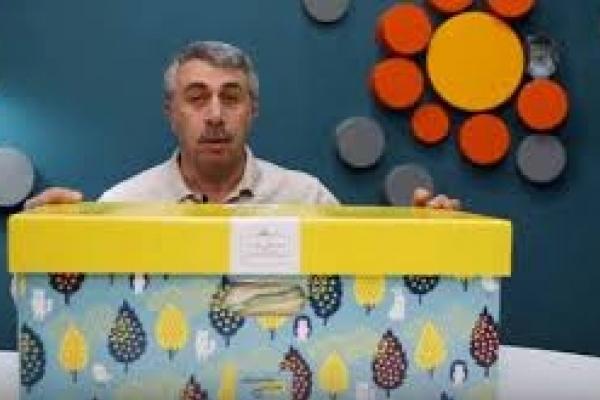 Лікар Комаровський заявив, що депутати нагріли на одному бейбі-боксі більше двох тисяч гривень (Відео)
