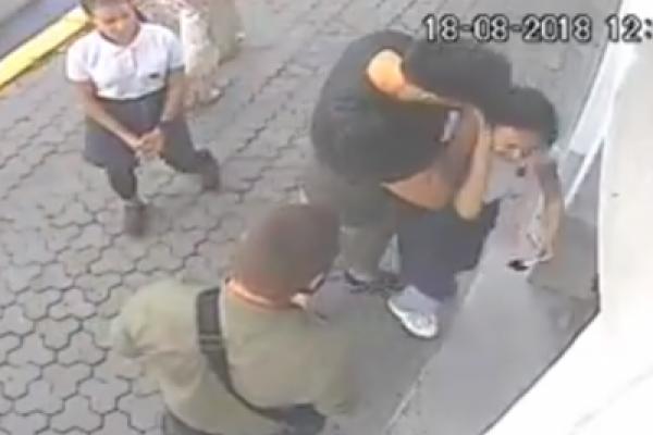 В мережу виклали відео, як франківський блогер напав на офіціантку