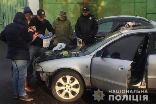 На Франківщині поліція затримала групу квартирних злодіїв