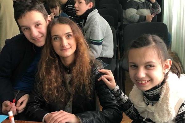 Активісти «Народного контролю» Франківщини провели акцію «Творимо милосердя разом»
