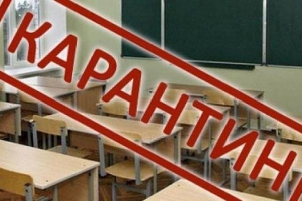 На Прикарпатті школи одна за одною закриваються на карантин
