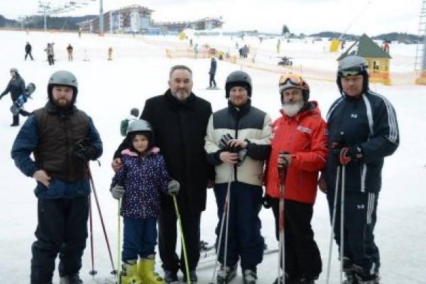 Коломийські священники проведуть змагання з лижного спорту
