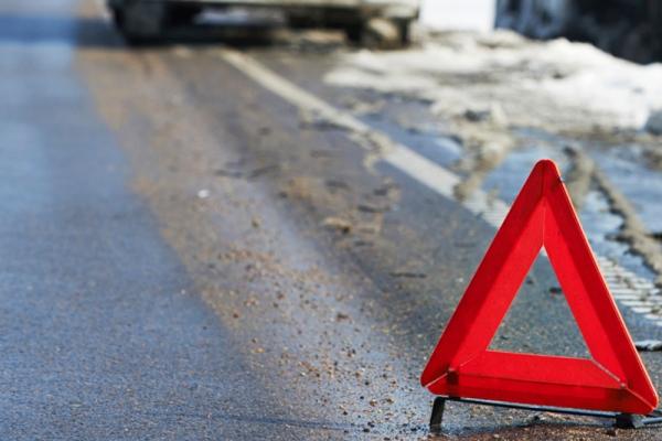У Франківську 36-річний пішохід потрапив під колеса автівки