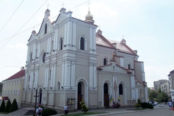 Церква, у якій молився малий Франко (Фото)